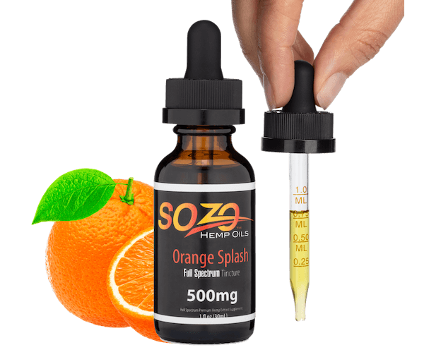 SOZO CBD For Sales Mail Picture